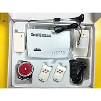 Hệ thống báo động trống trộm thông minh qua điện thoại GSM ( Tặng kèm pin )