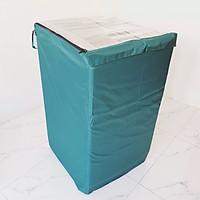 Vỏ bọc máy giặt cửa trên chất liệu vải dù cao cấp dùng cho mọi loại máy giặt