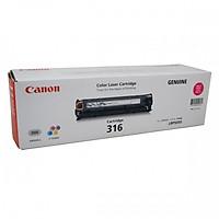 Mực in Canon 316M Magenta Toner Cartridge dùng cho máy LBP5050 / LBP5050N - Hàng Chính Hãng