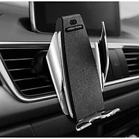 Sạc điện thoại không dây tích hợp cảm biến tự động đóng mở trên xe hơi, ô tô