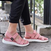 Giày xăng đan nữ công nghệ siêu nhẹ hiệu MOL thích hợp mang đi học MS2P