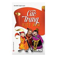 Các Trạng Việt Nam