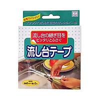 Băng dính nhôm dán kẽ hở nhà bếp, bồn rửa bát, bề mặt kim loại
