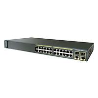 Thiết Bị Chuyển Mạch Switch CiscoWS-C2960-24TC-L - Hàng Nhập Khẩu