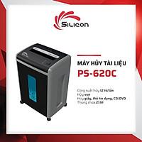 Máy Hủy Tài Liệu Silicon PS-620C
