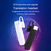 T2 Smart Voice Translator Headset 33 Languages instant Translate Bluetooth5.0 Wireless Earphone Real-time Translation