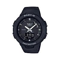 Đồng hồ nữ dây nhựa Casio Baby-G chính hãng BSA-B100-1ADR