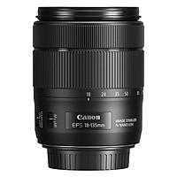 Ống Kính Canon EF-S 18-135mm f3.5-5.6 IS USM Nano (Hàng Nhập Khẩu) - Tặng Tấm Da Cừu Lau Ống Kính