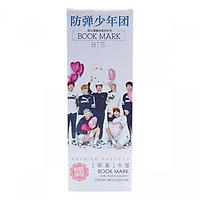 Bookmark BTS 36 tấm mẫu mới