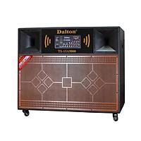 Loa kéo điện , mẫu tủ nằm cao cấp chính hãng Dalton TS-15A5000 (2 bass 40cm , 1800W)