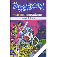 Sách - Doraemon Truyện Dài - Tập 22 - Nobita và vương quốc Robot