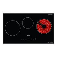 Bếp điện từ kết hợp đa vùng nấu KAFF KF-IC3801 - Hàng chính hãng