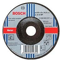 Đá Mài Bosch (125 x 6 x 22.2mm) - Sắt