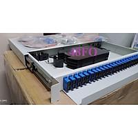 Hộp phối quang  48FO SC Single mode, đầy đủ phụ kiện, nhập khẩu chính hãng