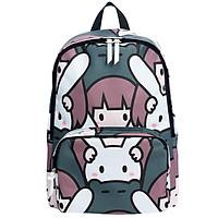 Ba Lô Thỏ Bảy Màu BLLE01 HooHooHaHa - Limited Edition