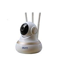 Camera wifi yoosee 3 râu QC09 Full HD-2.0 MP- Hàng nhập khẩu