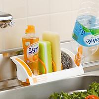 Khay nhựa để bồn rửa bát nhà bếp giúp gọn gàng - Hàng nội địa Nhật