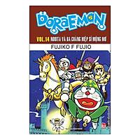 Doraemon - Nobita Và Ba Chàng Hiệp Sĩ Mộng Mơ - Tập 14 (Tái Bản)