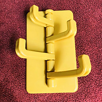 Móc cây thông dán tường, móc treo đồ đa năng, có sẵn miếng keo trong dính 2 mặt siêu chắc, tiện lợi treo chìa khóa, treo túi, móc dán tường treo đồ đa năng