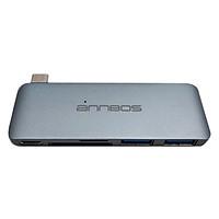 Hub USB-C 5 Cổng ANNBOSA021BH5 - Hàng Nhập Khẩu