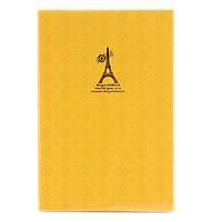 Sổ Nhựa Trung 25707 (200 Trang)
