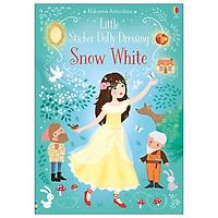 Little Sticker Dolly Dressing Snow White