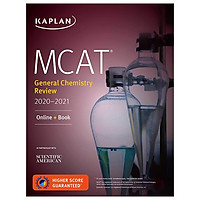 MCAT General Chemistry Review 2020-2021: Online + Book (Kaplan Test Prep)