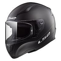 Mũ Bảo Hiểm FullFace LS2 FF353 Rapid Single Mono Matt Black