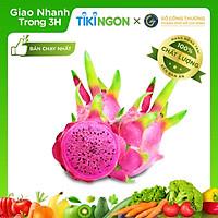 [Chỉ giao HCM] - Thanh long Tím Hồng (3kg) - được bán bởi TikiNGON - Giao nhanh 3H