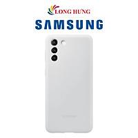 Ốp lưng dẻo Silicone Samsung Galaxy S21+ 5G EF-PG996 - Hàng chính hãng