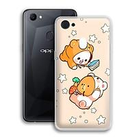 Ốp lưng dẻo cho điện thoại Oppo F7 - 01092 0546 COUPLE09 - Hàng Chính Hãng