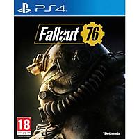 Đĩa Game Ps4: Fallout 76 -Hàng nhập khẩu