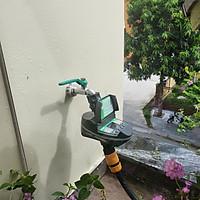 Bộ hẹn giờ tưới cây tự động HOLMAN - Úc: Tích hợp sẵn lọc cặn, chống nước, Chất lượng cao, phù hợp tưới cây, hoa, sân vườn, vườn rau.