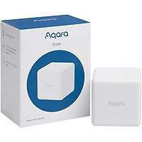 Cảm biến ngữ cảnh thông minh hình khối Aqara Cube MFKZQ01LM - kết nối Zigbee, hỗ trợ Apple HomeKit
