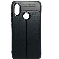 Ốp Lưng cao cấp Auto Focus giả da cho điện thoại XIAOMI Redmi : 4X, Note 3, Note 4, Note 5, Note 5 Pro Pro  (Màu Đen)