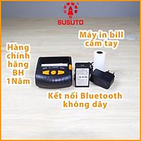 Máy in hóa đơn nhiệt Bluetooth  PT-380 khổ 80mm -  hàng chính hãng