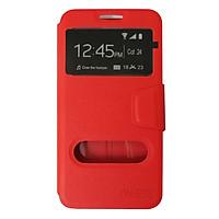 Bao Da Dành Cho Samsung Galaxy J5 Pro Onjess - Đen - Hàng chính hãng