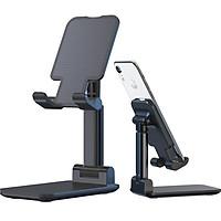 Kệ / Giá đỡ điện thoại và máy tính bảng để bàn gấp gọn tiện dụng (Giao màu ngẫu nhiên) - Hàng chính hãng