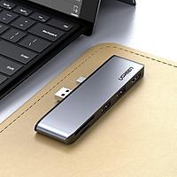 Cổng chuyển đổi USB 3.0/SD/TF Card/Mini Displayport to HDMI cho Surface Pro4,5,6 Ugreen 70338 - Hàng chính hãng