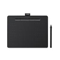 Bảng vẽ cảm ứng Wacom Intuos M with Bluetooth CTL-6100WL black (đen)-Hàng Chính Hãng