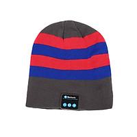 Cap Wireless Bluetooth Headphone Winter Hat Smart Headset Music Call Earphone