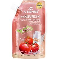 Muối Tắm Dưỡng Ẩm A Bonne' Cà Chua và Sữa 350g