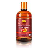 Dầu tắm dưỡng ẩm Tree Hut Shea Moisturizing Body Wash Tropical Mango