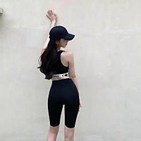 Quần Legging ngố loại 1 nữ SIÊU HOT , legging lửng Nâng Mông Cạp Cao Siêu Hot Siêu Co Giãn Loại 1 Big Size Đến 65kg