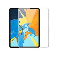 Miếng dán màn hình kính cường lực cho iPad Pro 12.9 2020 / iPad Pro 12.9 2018 hiệu JCPAL iClara 9H (mỏng 0.2 mm, vát cạnh 2.5D, chống trầy, chống va đập) - Hàng chính hãng