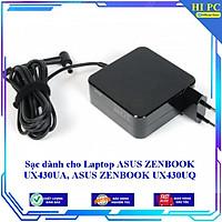 Sạc dành cho Laptop ASUS ZENBOOK UX430UA ASUS ZENBOOK UX430UQ - Hàng Nhập khẩu