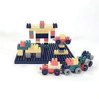 Bộ Đồ Chơi Lego Xếp Hình 520 Chi Tiết Cho Bé