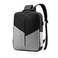 Balo thời trang đi học, đi chơi chống trộm có cổng USB, siêu nhẹ Balo4.0