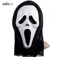 Mặt Nạ Hóa Trang - Mặt Nạ Scream Sát Nhân giấu Mặt- Halloween