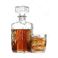 Combo 2 Vỏ chai Thủy Tinh đựng rượu Vuông 1,000ML - Vỏ Chai thủy tinh, bình thủy tinh trong suốt - Vỏ chai 1000ML